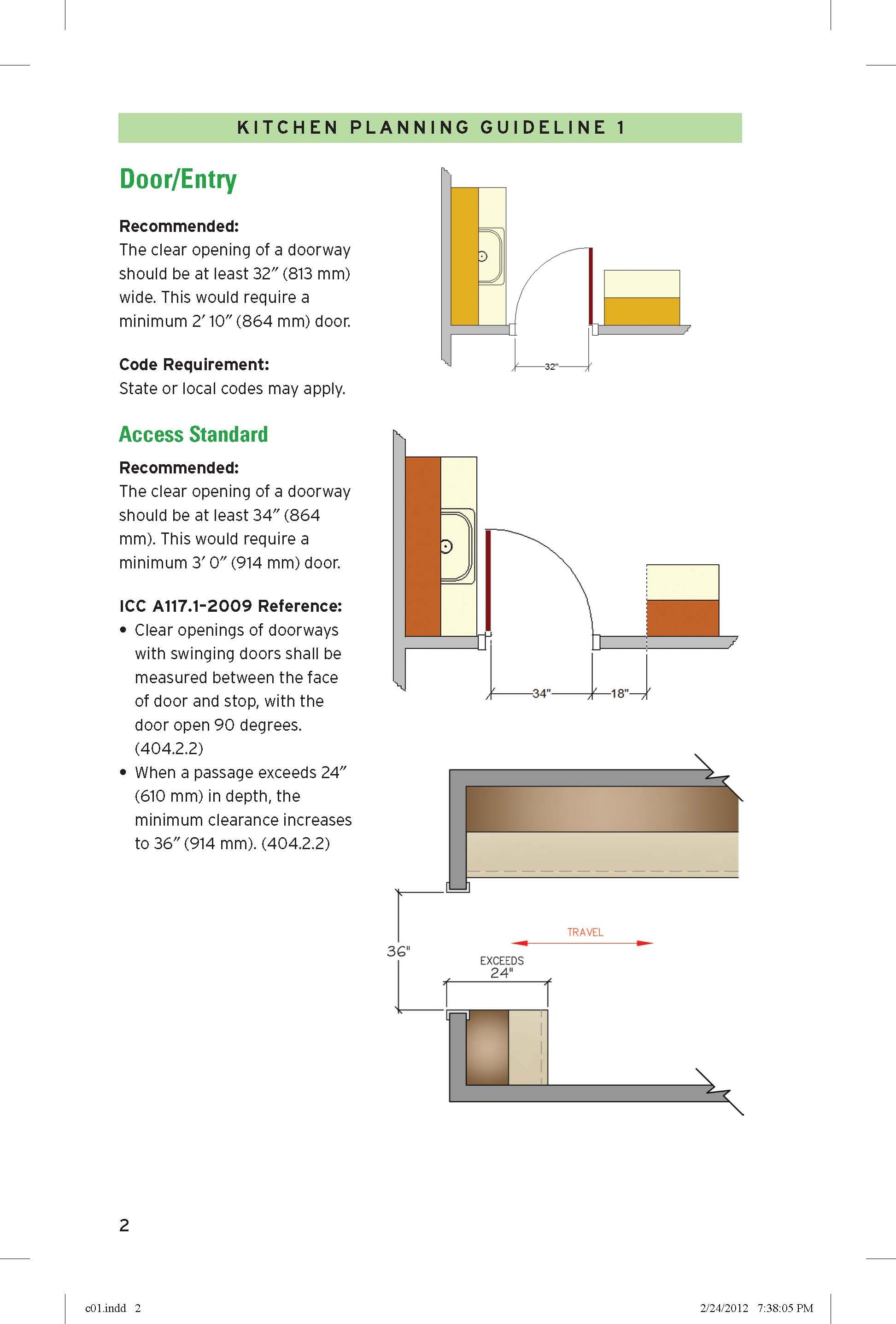 Door Entry Kitchen Plans Entry Doors Home Additions