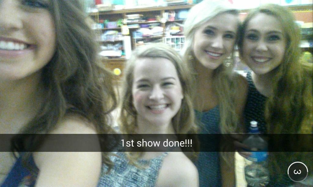 The Marvelous Wonderettes - First Show Done!