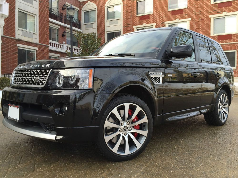 2013 Land Rover Range Rover Sport Autobiography Range