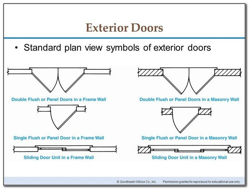 Drafting Door Symbol Luxury Sliding Door Plan Symbol Sliding Door Designs Check More At Http Rain Gear Design D Door Plan Sliding Doors Double Doors Exterior