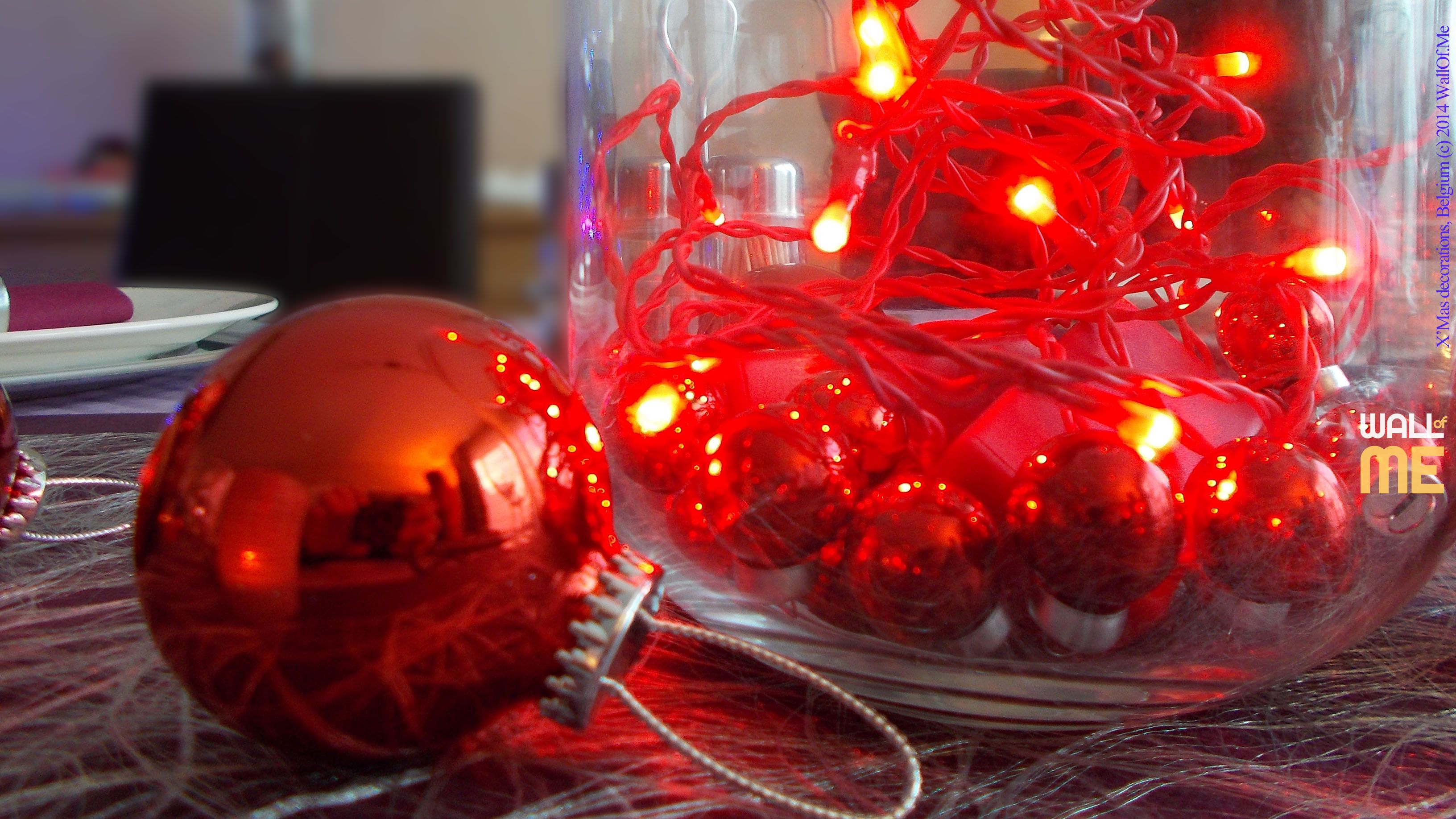 2014, week 51... the Christmas week.  Merry Christmas to everybody