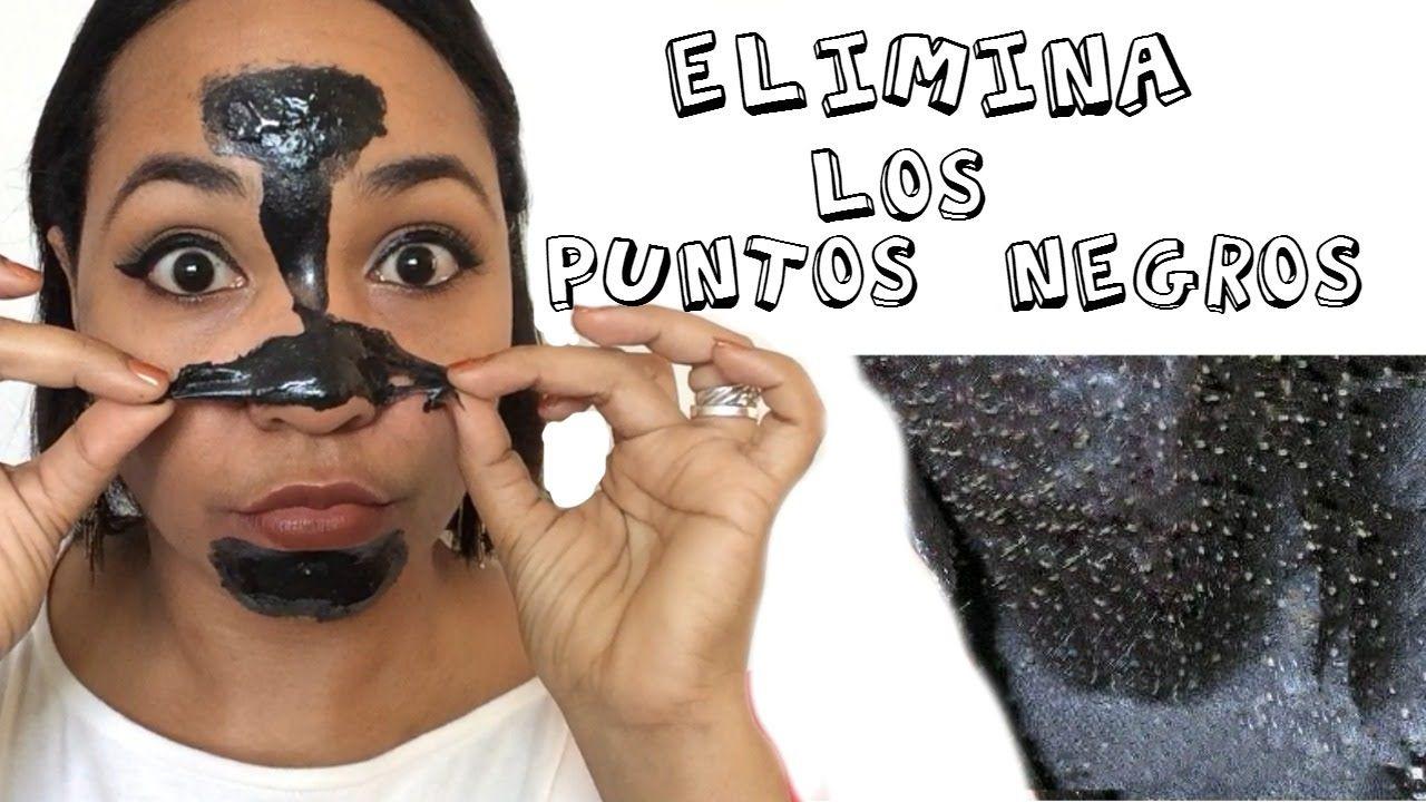 ELIMINA PUNTOS NEGROS DIY MASCARILLA NEGRA/ YUDIT REYES