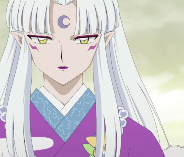 Inuyasha Mother A Murti Schofield