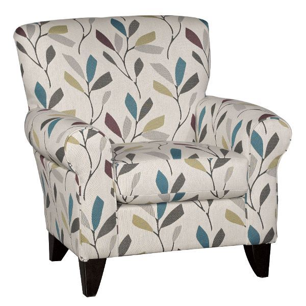 Cream Casual Contemporary Accent Chair Dayton In 2020 Shabby