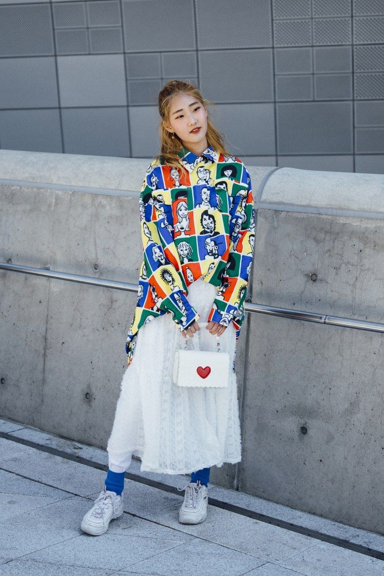 Korean Fashion 2020.Street Style Inspiration The Best Looks Spotted At Seoul