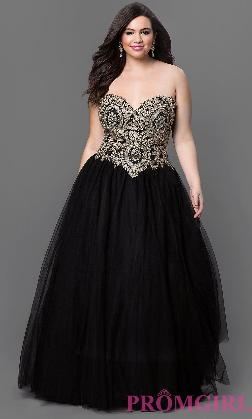 12 Plus Size Stores That Carry Prom Dresses http://www ...