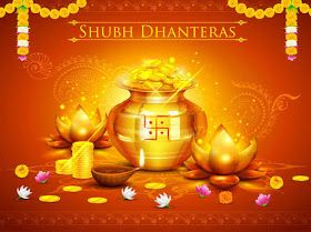 VastuVriddhi: Dhanteras 2019 - Auspicious timings, things to buy and donate and how to perform puja and Yama deepak ritual #dhanteraswishes