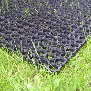 Hot Item 22mm Non Slip Outdoor Playground Rubber Mat