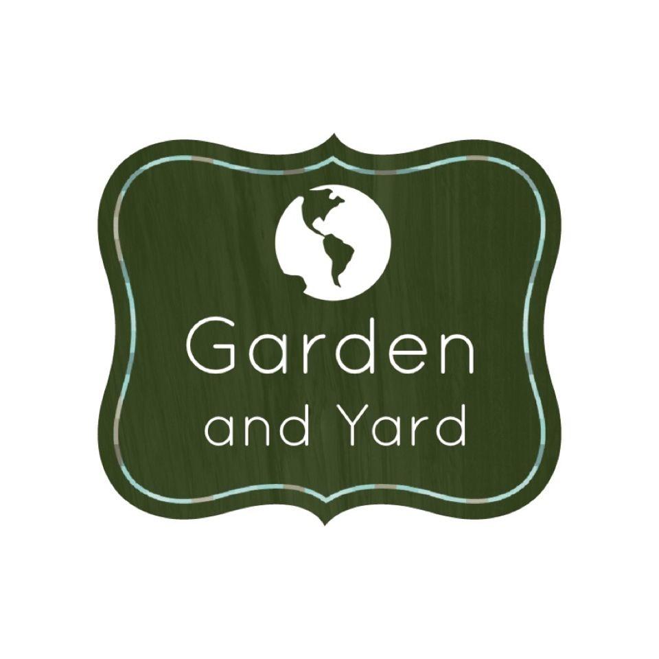 Garden logo (With images) | Hicks nursery, Logos, Garden