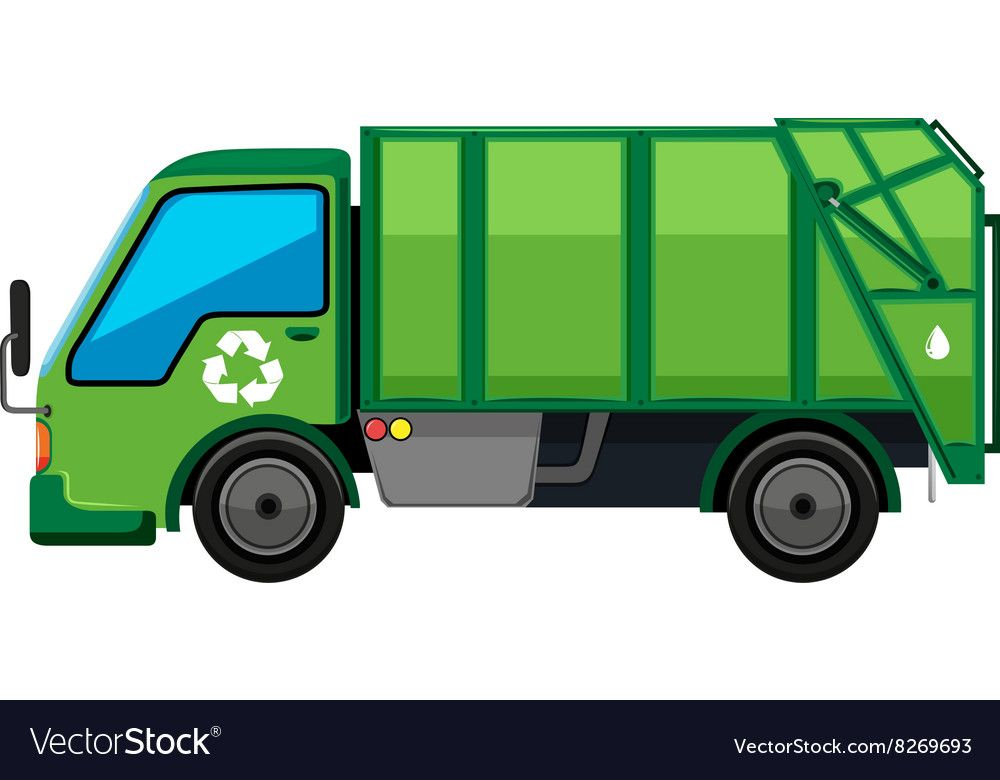 20+ Garbage truck clipart images ideas