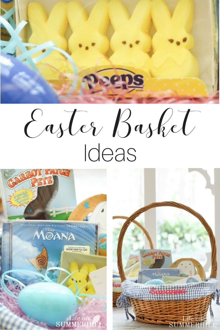 Easter basket filler ideas for teens children boys girls and easter basket filler ideas for teens children boys girls and adults these gingham straw baskets are filled with diy tips and tricks for a gre negle