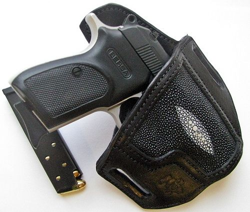 15bd20fa8c52 Gun Holsters for the Bersa Thunder .380 I just like the stingraye style  holster.