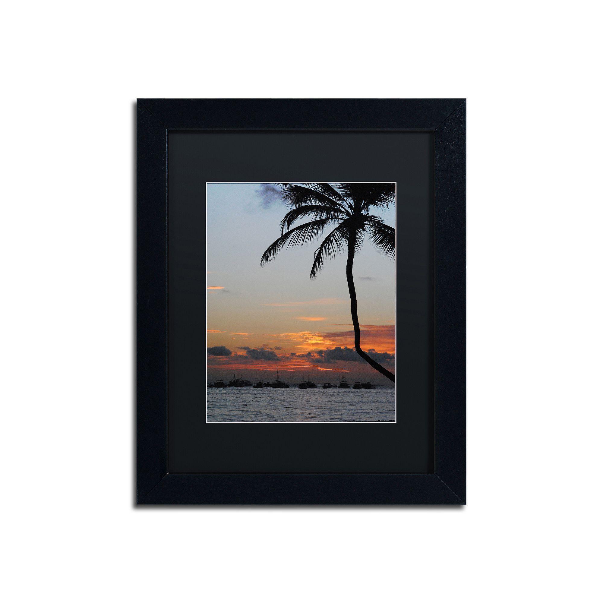 Trademark fine art sinfully warm framed wall art products