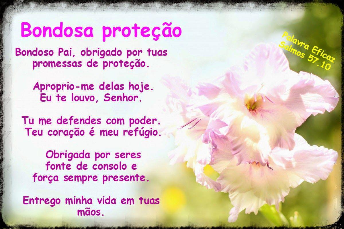 Promessas para hoje: Bondosa proteção-Salmos 57.10