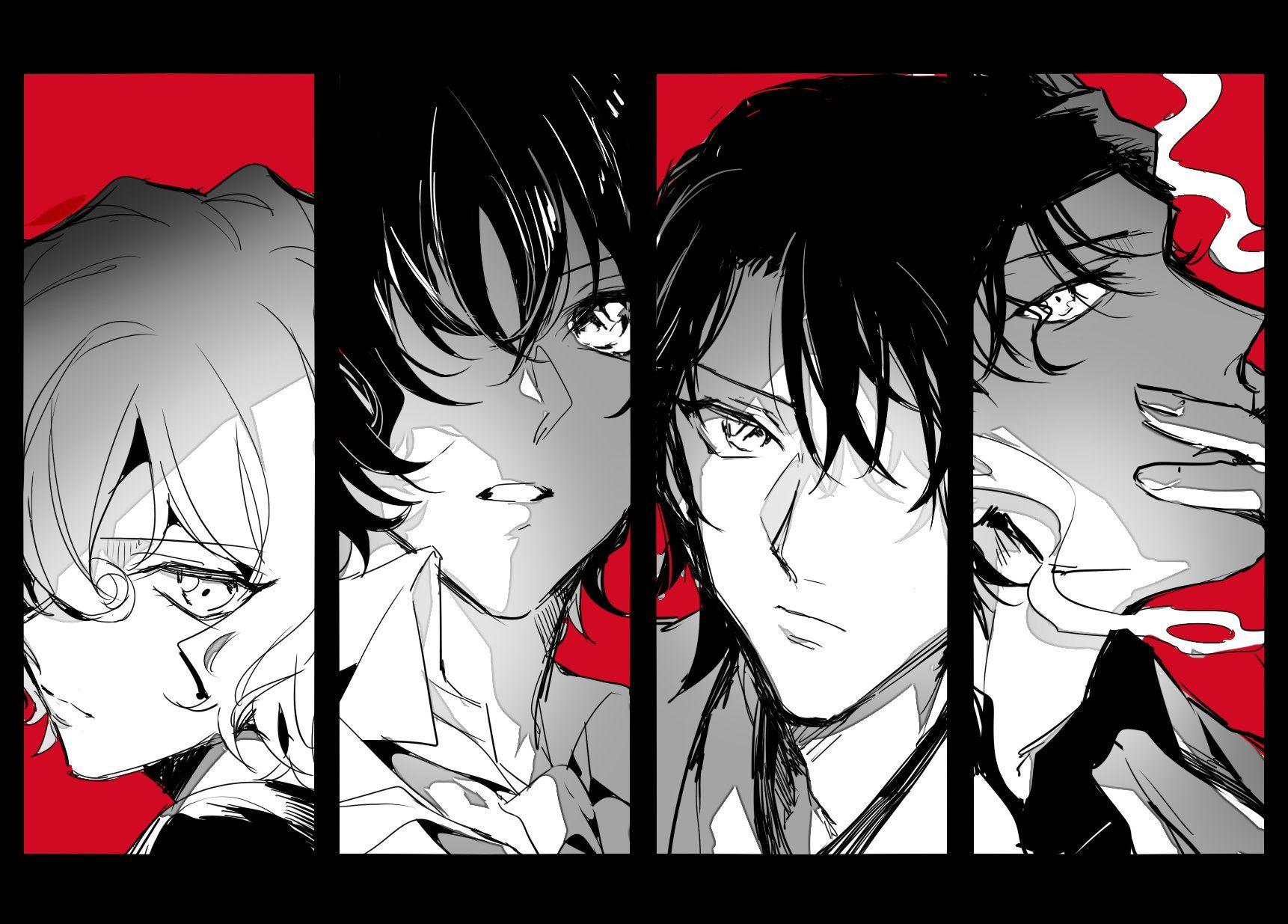 Akai In 2020 Detective Conan Wallpapers Detective Conan Detective