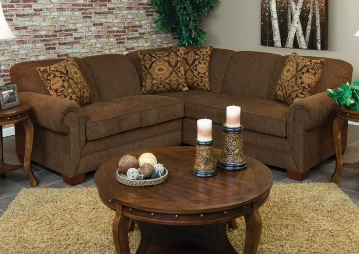Furniture Liquidators Home Center Red Mountain Hazel Sectional