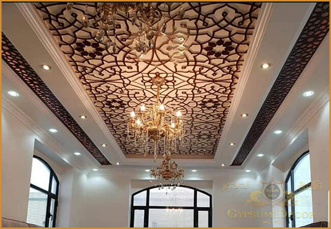 اشكال جبس بورد 2021 Modern Decor Ceiling Lights Interior Design