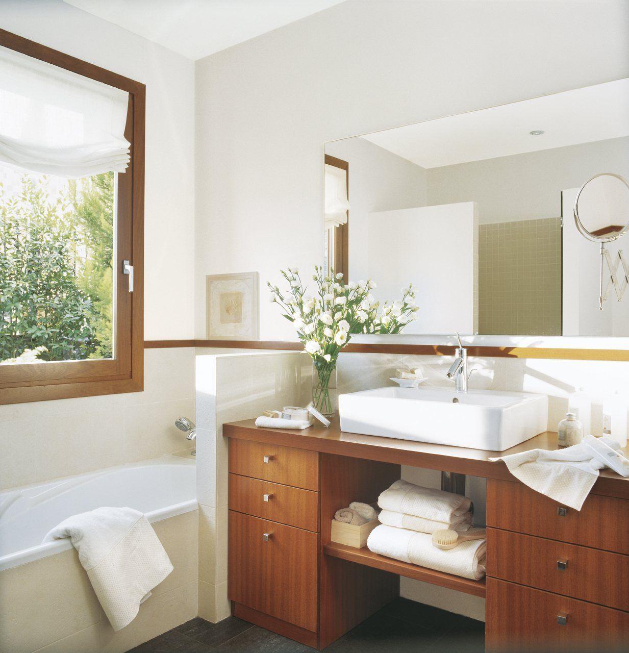 Como tener un baño nuevo sin hacer obras | Cocinas y baños ...
