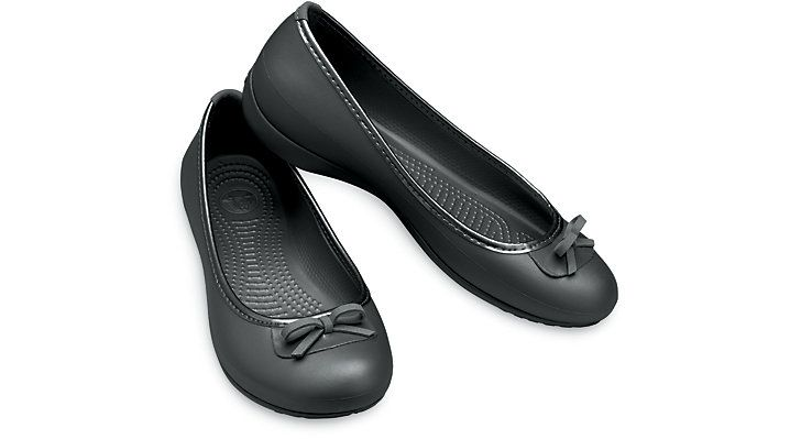 220908dc5 Never thought i would own a pair....but these are actually quite cute and  comfy! Crocs Lily - Black And Black