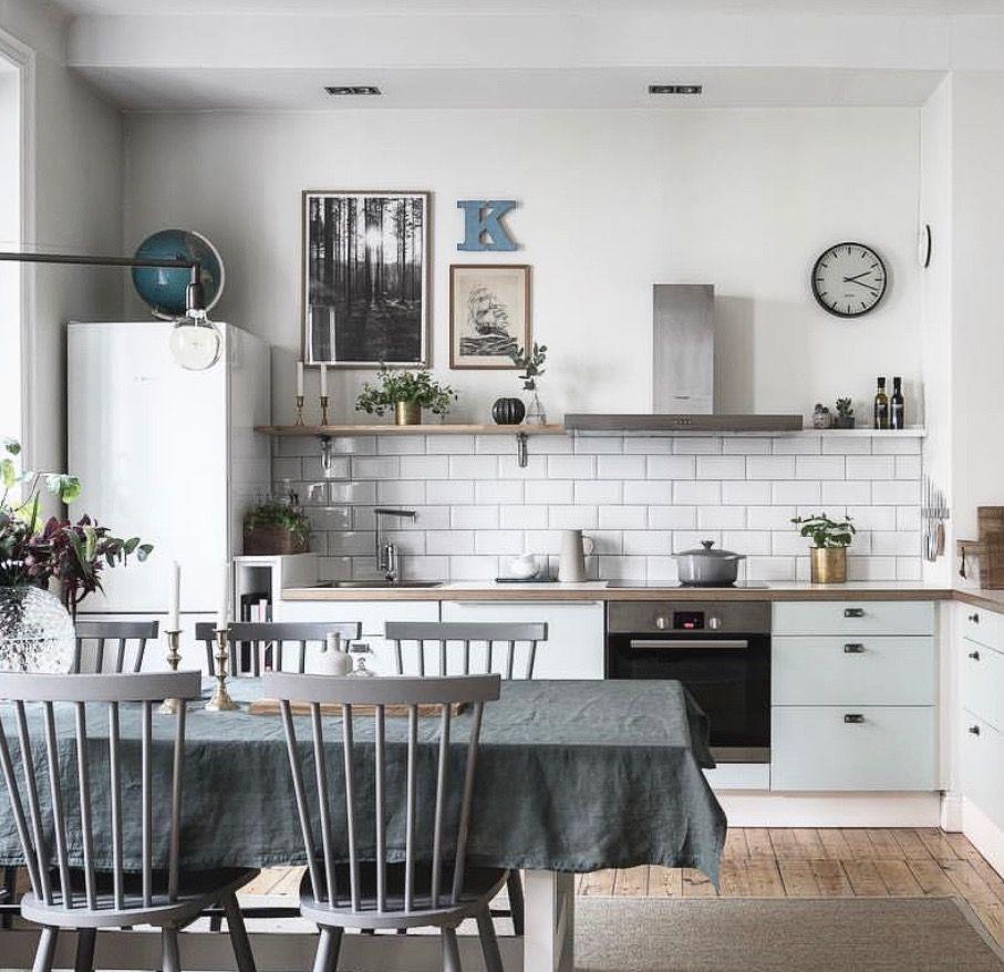 Wandfliesen | Home sweet home | Pinterest | Wandfliesen, Küche und ...