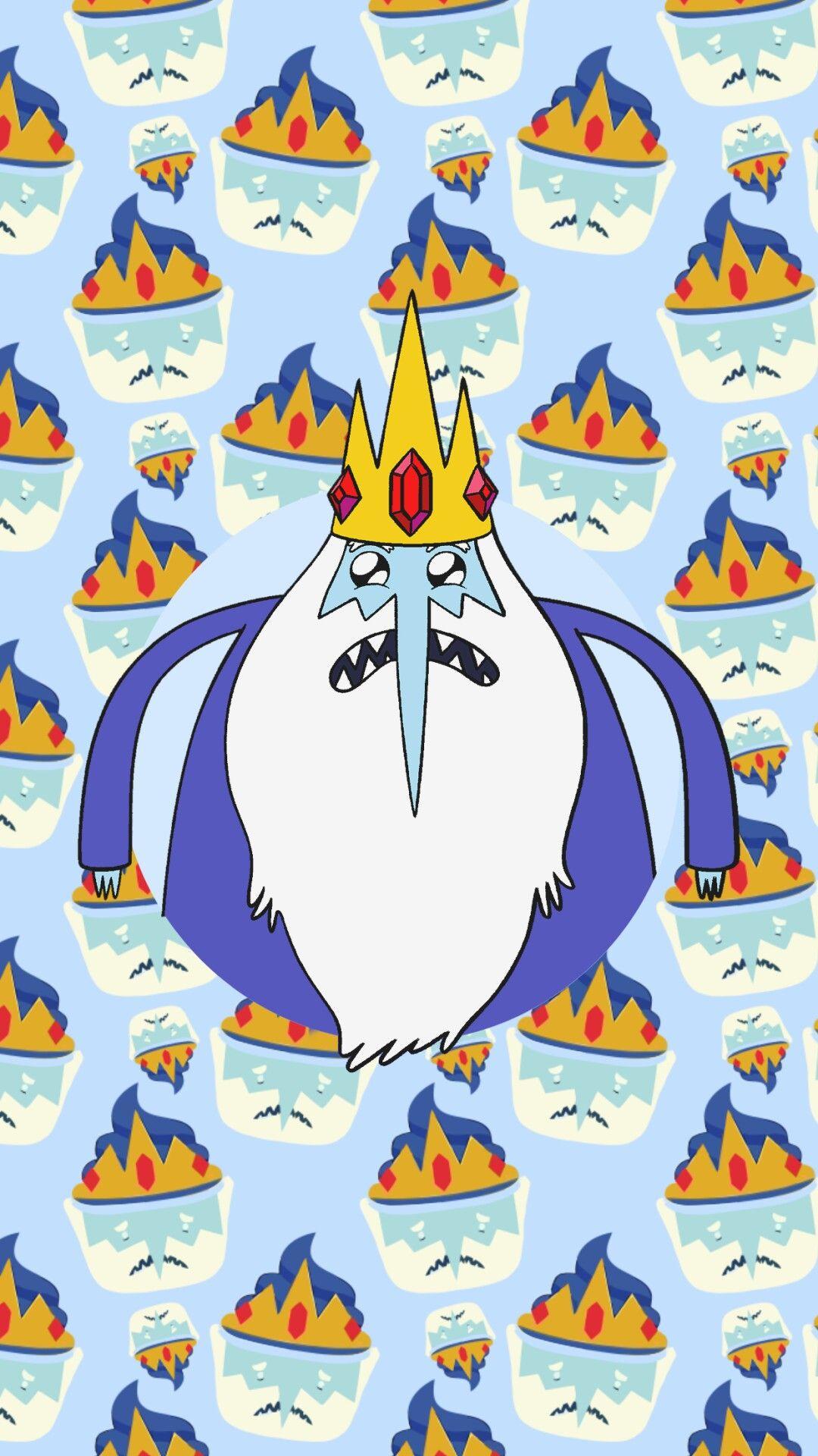 Ice King Wallpaper Sathitprasomsup Com Adventure Time