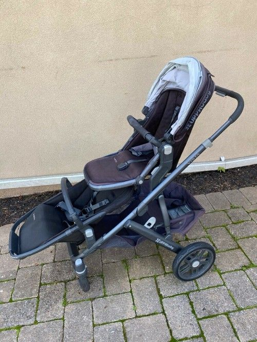BEST-PRICE $280.0 uppababy vista stroller with rumble ...