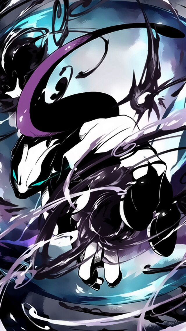 Mewtwo... Fan of battling? Check out the United Battlers