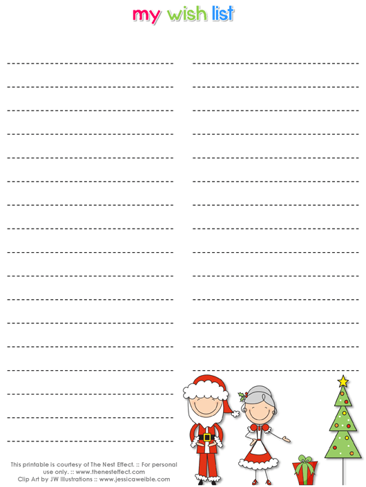 The Holidays Are Coming... & a Free Printable | Free printable ...