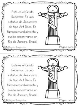 Brazil Booklet Country Study Project Unit Español (Spanish