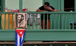 view on Fidel Castro: man of history #cubanleader