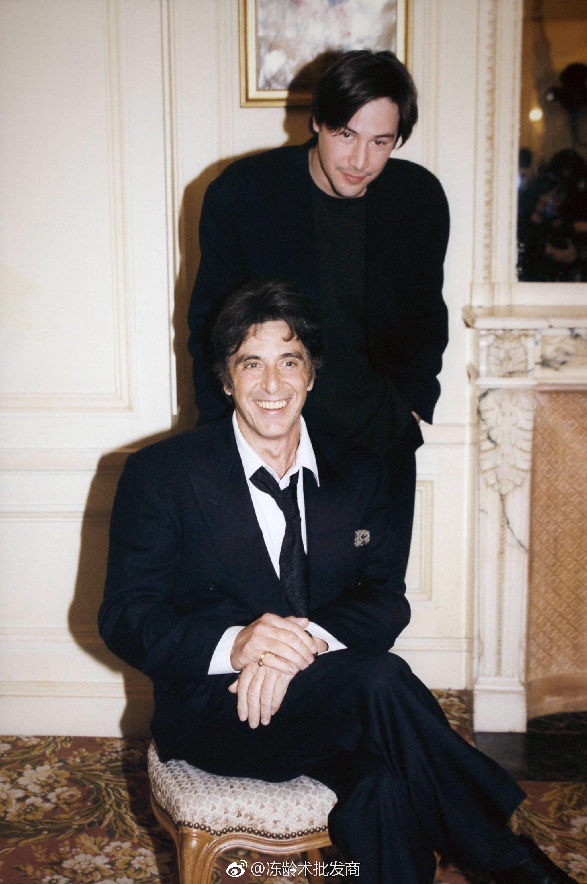 Pin By Mastermind On Al Pacino Keanu Reeves Al Pacino