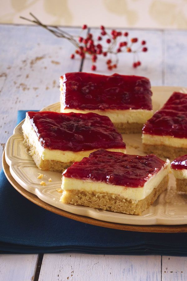 Gluhwein Schmand Schnitten Rezept Kuchen Und Torten Einfacher Nachtisch Rezepte