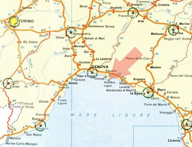Talamone Italy Map.Map Of Portofino Travel Pinterest Tuscany Places And Places To Go