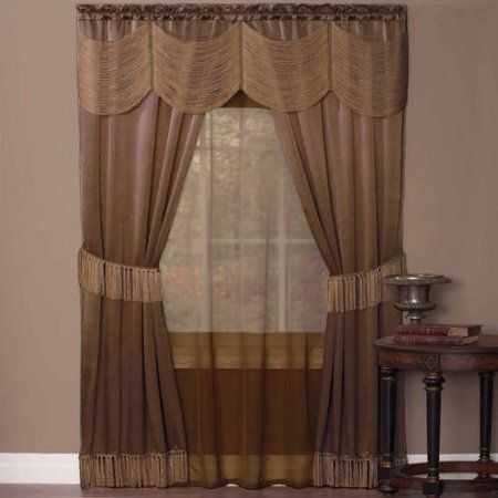 Home Curtains Panel Curtains Curtain Sets