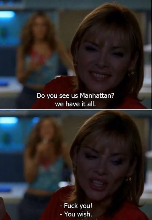 Sex and the city philosophy