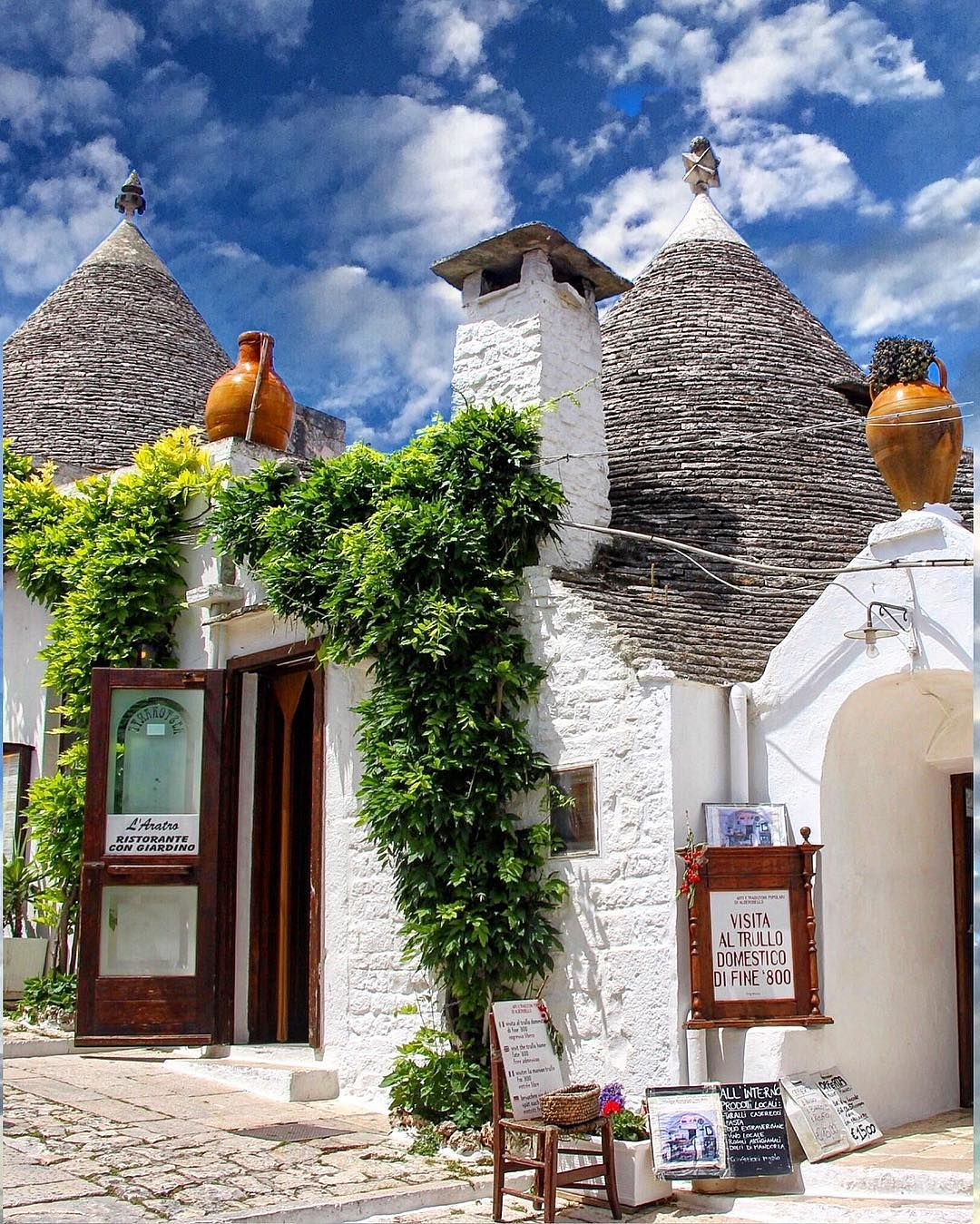 Ristoranti Alberobello Alberobello Another Day Another Trulli One Truly Amazing