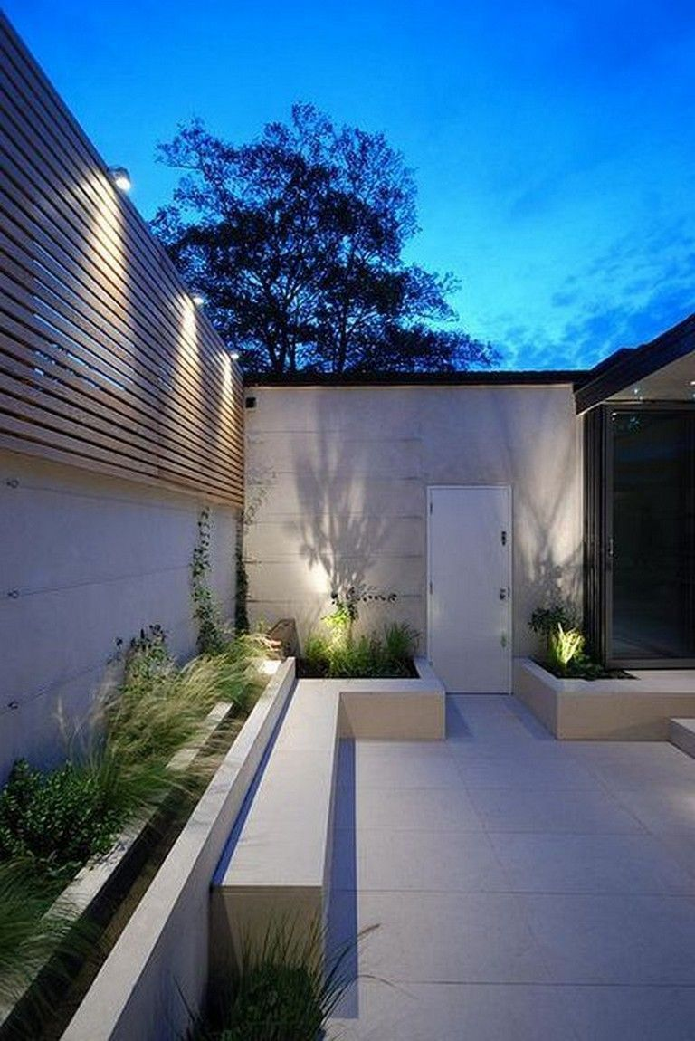 40 Top Design Of Modern Gardening Ideas With Contemporary Style Garden Gardening Gardendesig Modern Backyard Landscaping Modern Garden Design Modern Garden Modern outdoor garden ideas