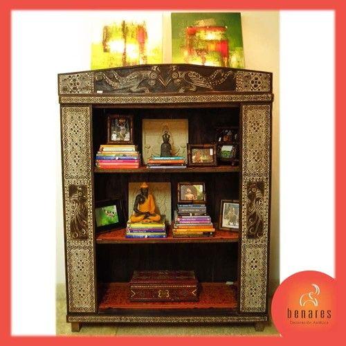 Mueble en madera de Timor, ideal para darle ese toque exclusivo y original a tus espacios.