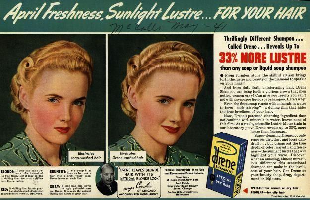 April Freshness Sunlight Lustre For Your Hair Duke University