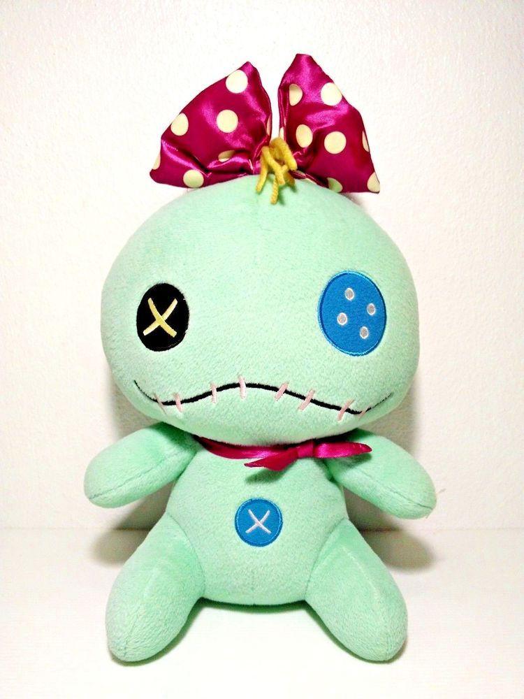 Scrump Plush Doll 11
