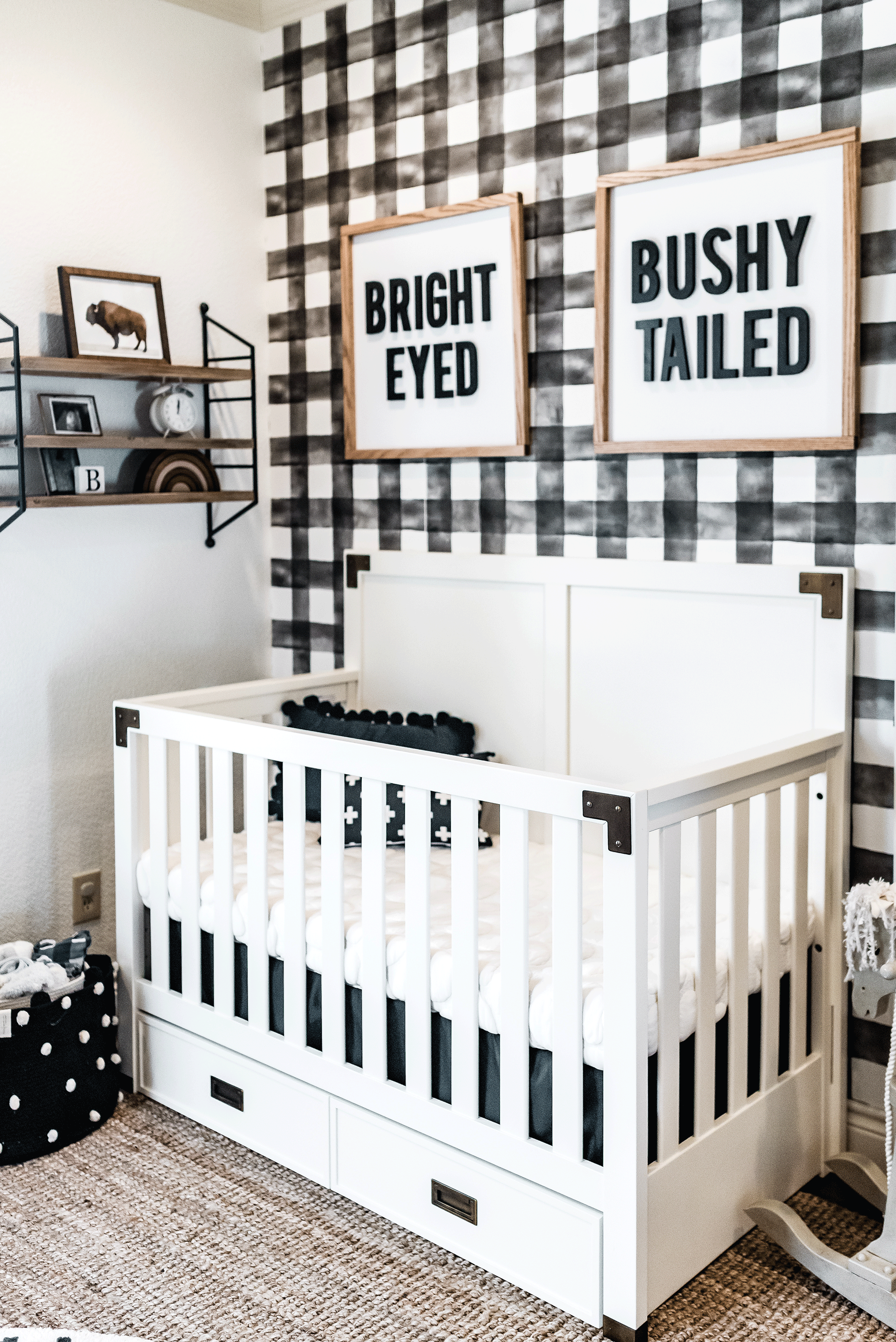 In The Nursery With Ashlee Nichols Project Nursery Nursery