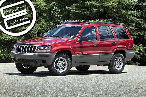 2002 Jeep Grand Cherokee Second Generation Grand Cherokee 1999