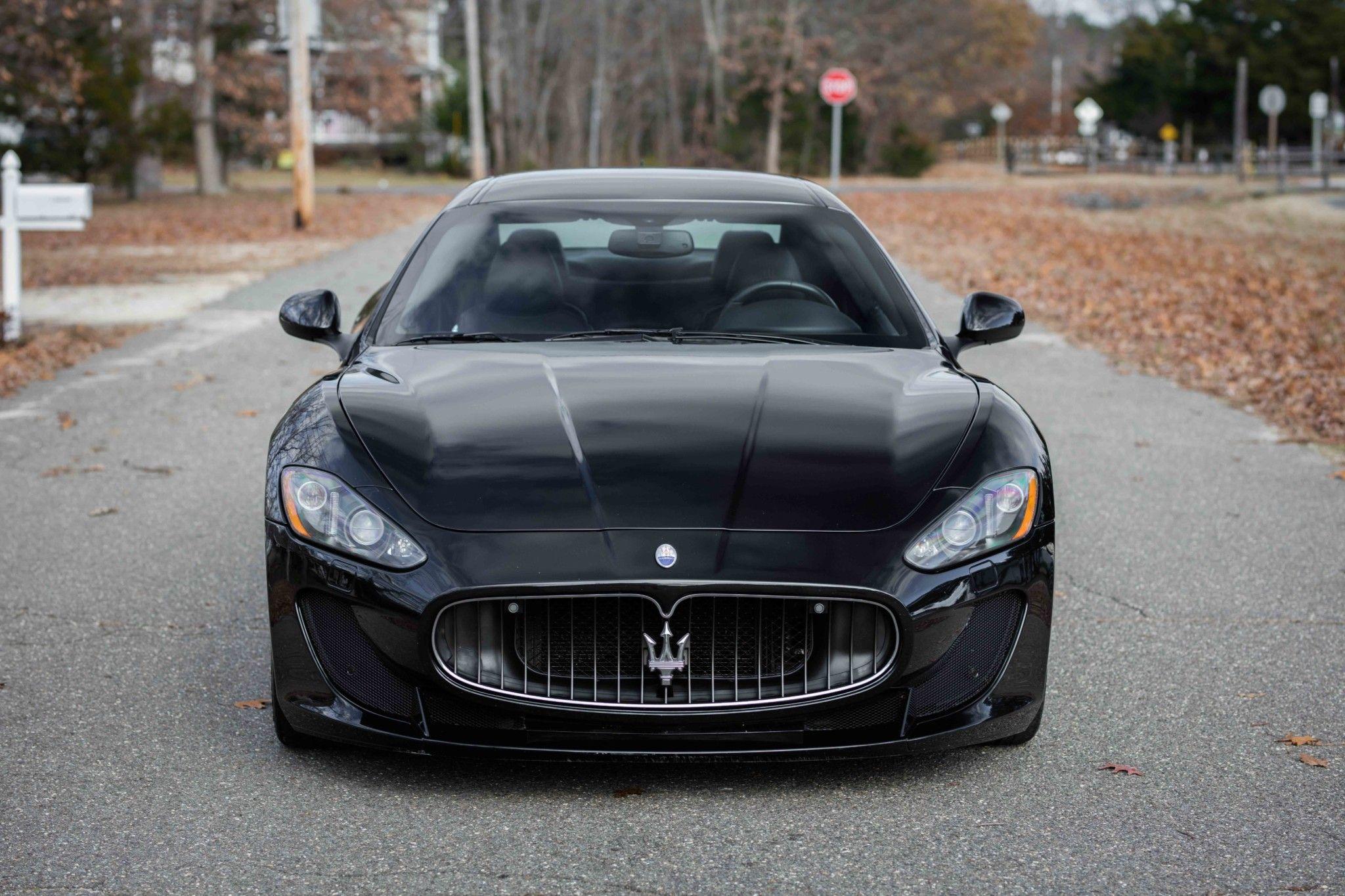 2009 Maserati GranTurismo S   Maserati granturismo s ...