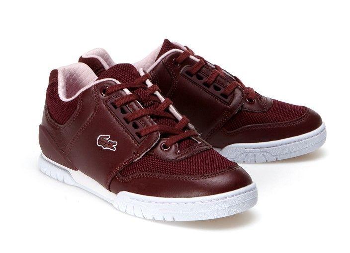 6cc4331850 Sneakers Indiana Lacoste Live en cuir pas cher prix de la Baskets femme  Lascote 145,00 €