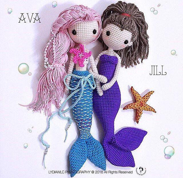 mermaid vk