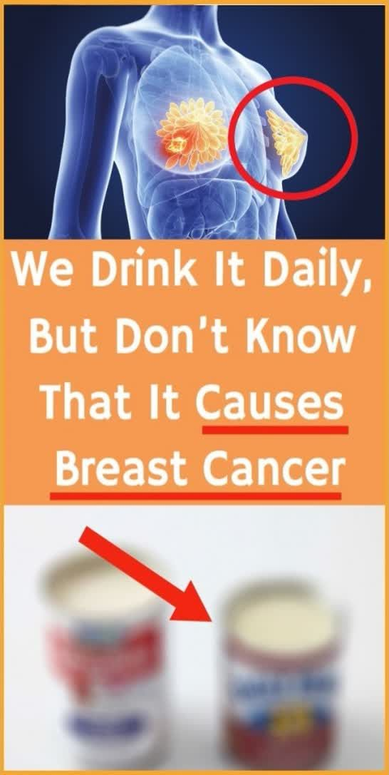 We Drink It Daily, But Don't Know That It Causes Breast Cancer!