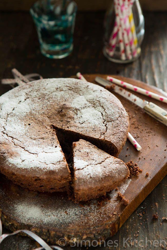 Torta Caprese Recept Met Afbeeldingen Zoete Recepten Caprese Taart