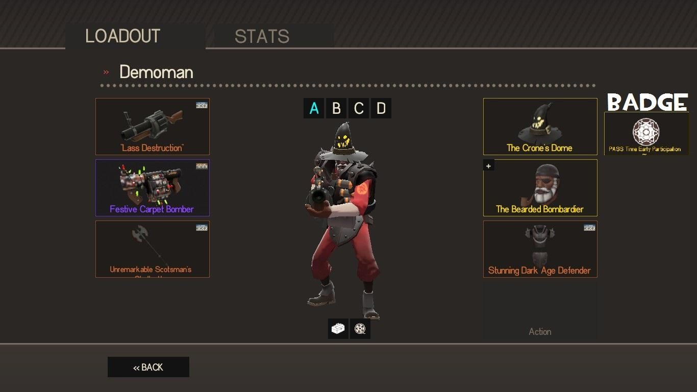 Tf2 soldier cosmetics quotes - Cosmetic Slot Specifically For Badges Games Teamfortress2 Steam Tf2 Steamnewrelease