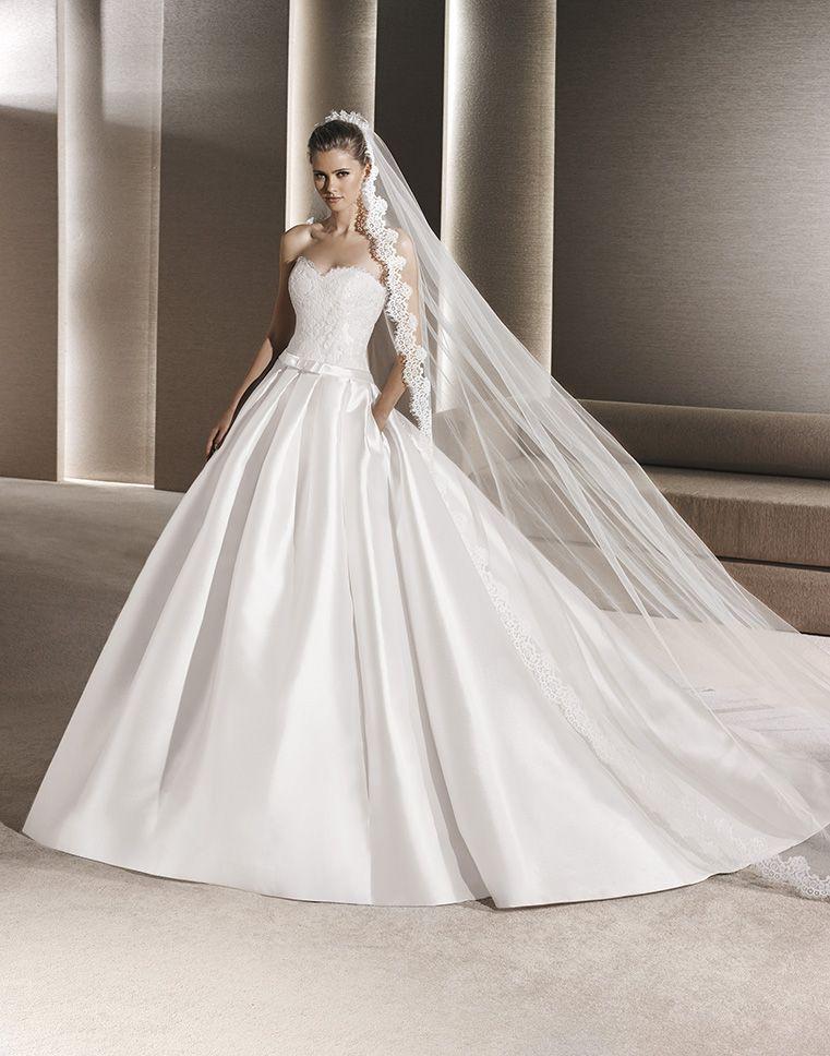 La Sposa RUPERTA – Ellie\'s Bridal Boutique (Alexandria, VA ...