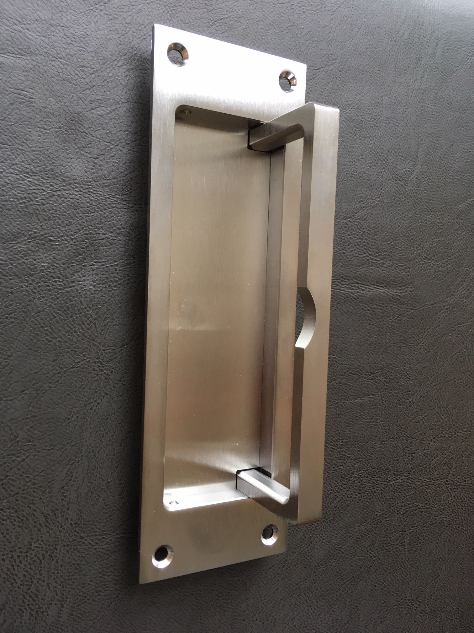 Knc Modern Stainless Steel Door Pulls Can Complete An Entire Room These High Quality Handles Are Ready For Dec Doors Interior Barn Doors Stainless Steel Doors
